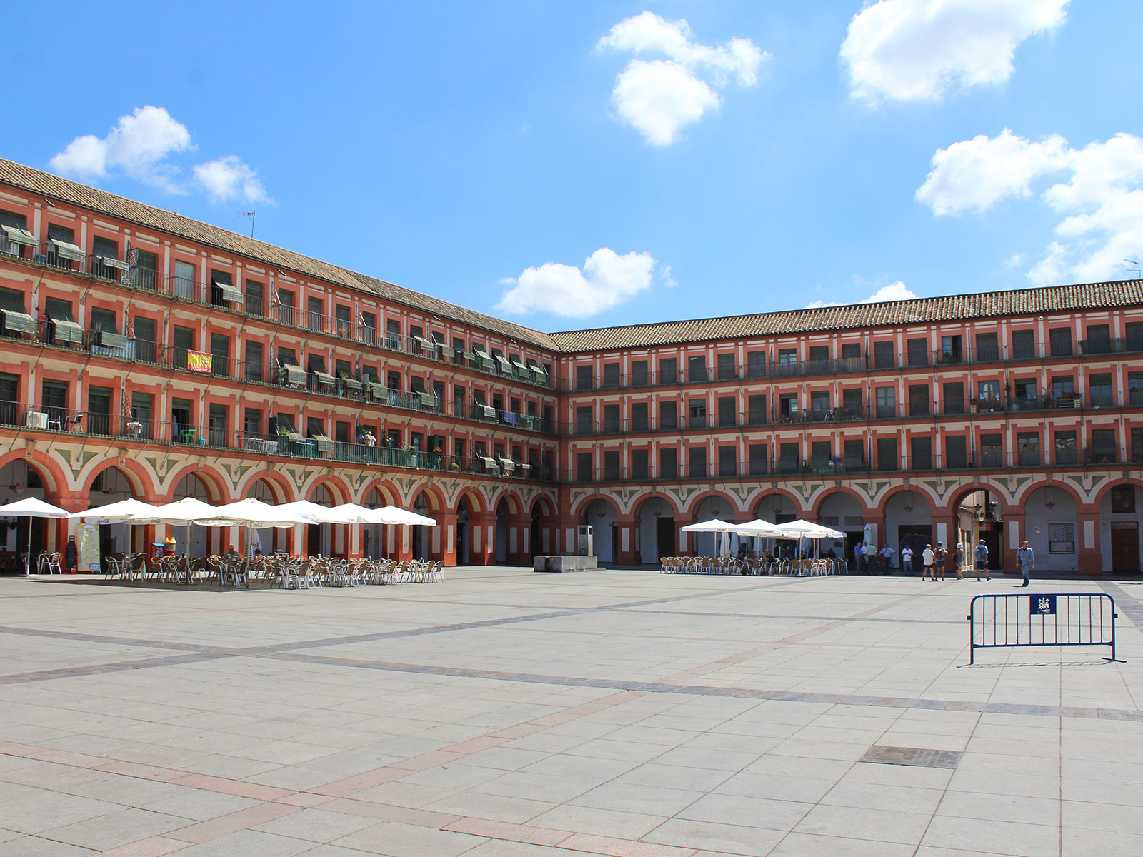 Qué ver en Córdoba, Plaza de la Corredera