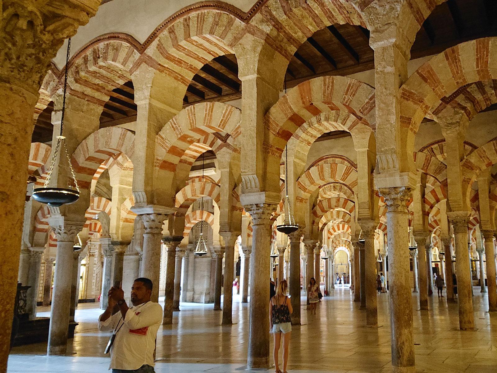 Qué ver en Córdoba Mezquita