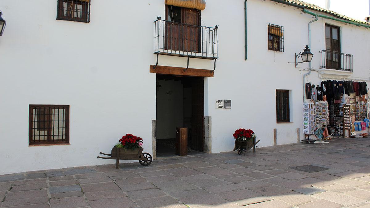 The Potro Inn of Cordoba