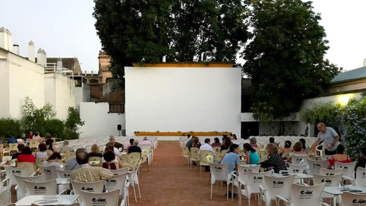 Cines de verano en Córdoba
