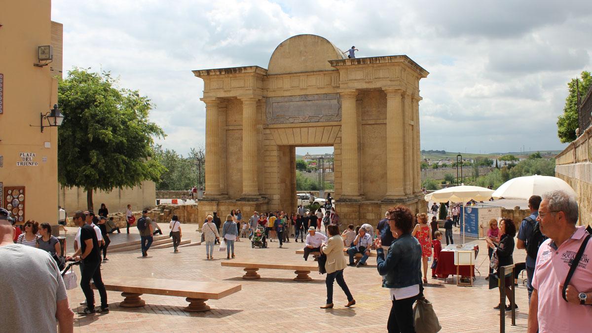 Puerta del Puente Córdoba