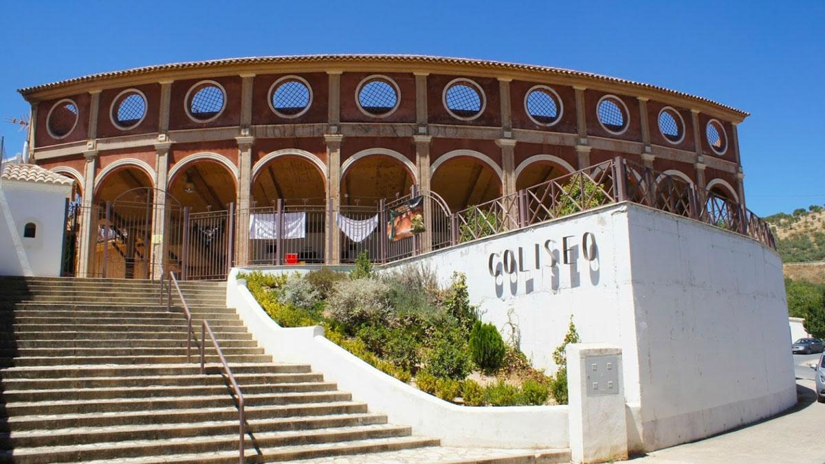Coliseo de Almedinilla