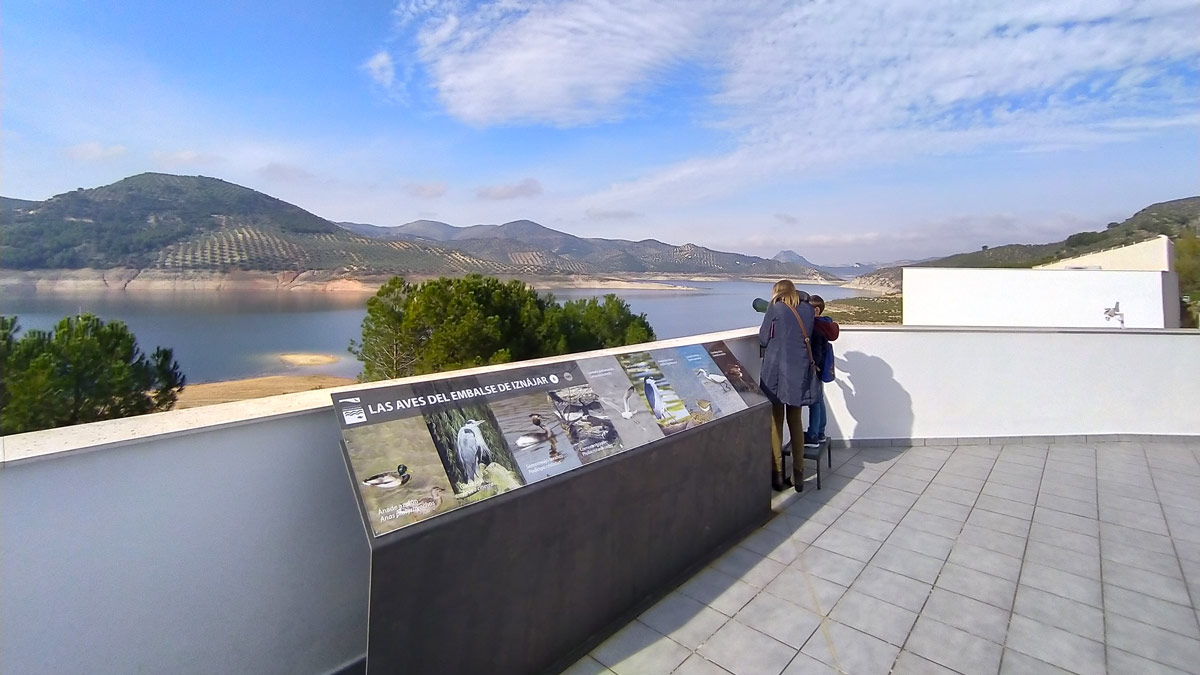 Centro de Interpretación del Embalse de Iznájar