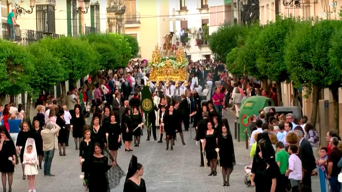 Semana Santa en Priego de Córdoba