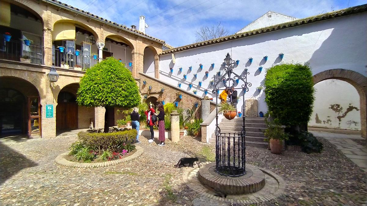 Zoco municipal de Artesanos en Córdoba
