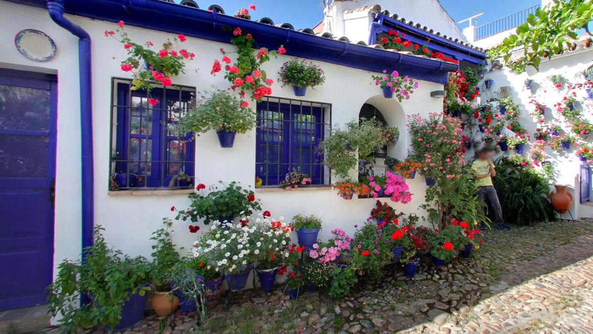 Visita Virtual a los Patios de Córdoba