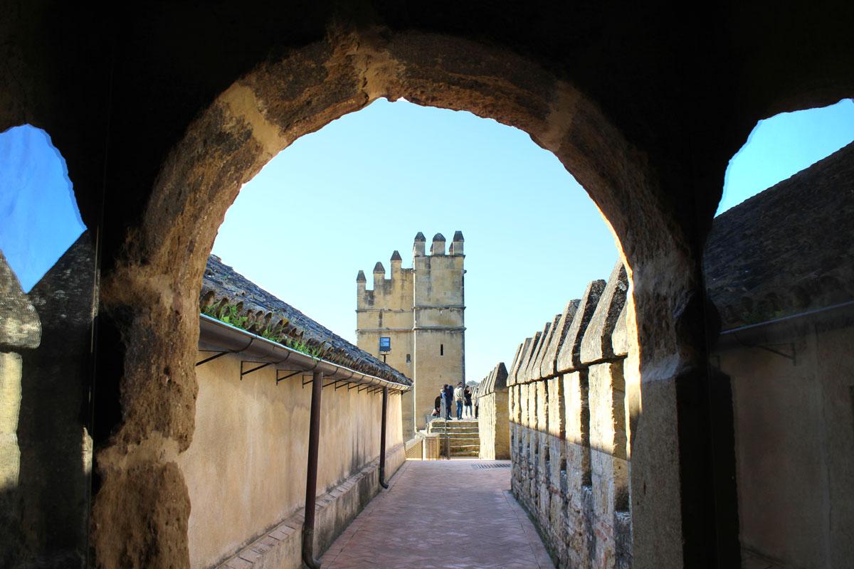 Torres del Alcázar de Córdoba