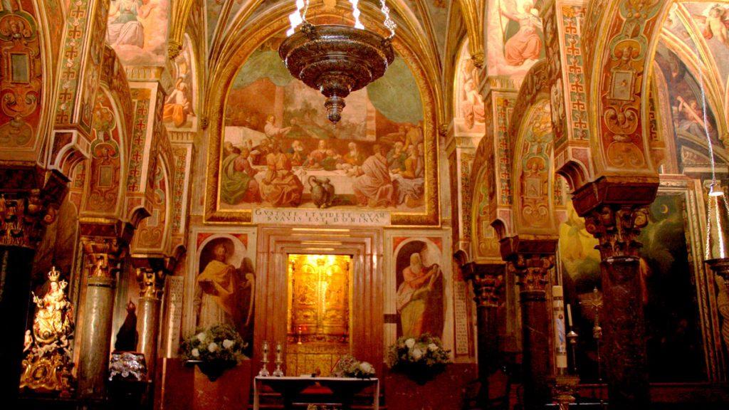 Sagrario Chapel