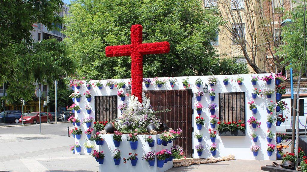 Croix de mai à Cordoue