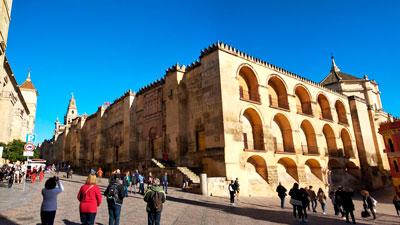 Exterior de la Mezquita de Córdoba