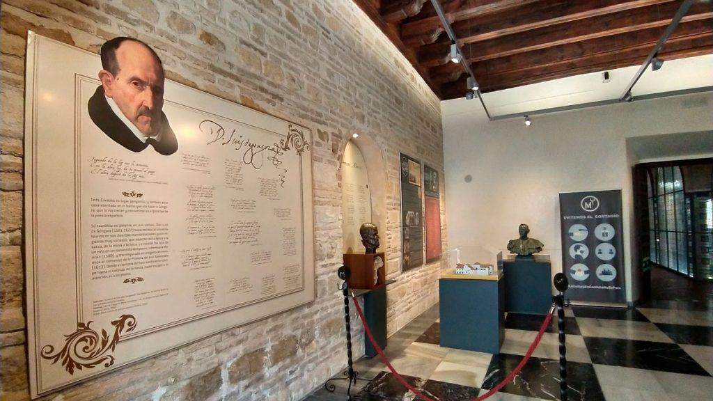 Interior del Museo Taurino