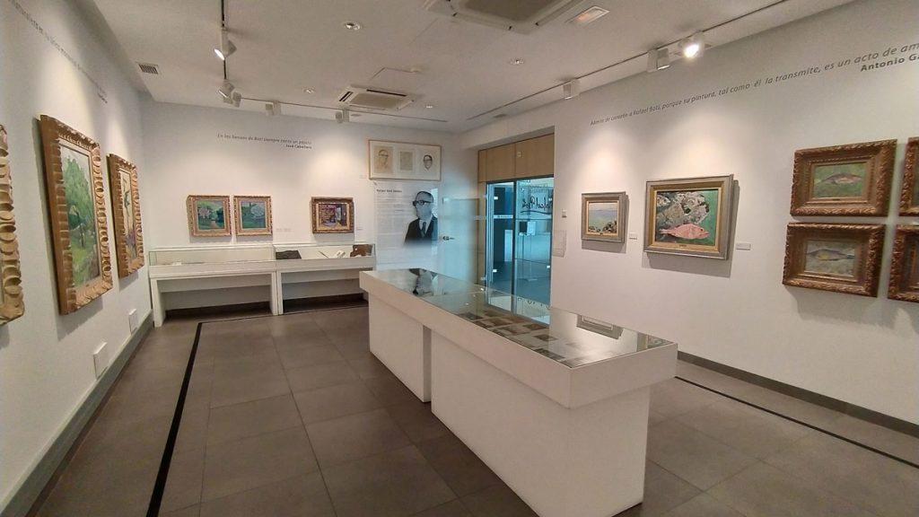 Exposición permanente de Rafael Botí
