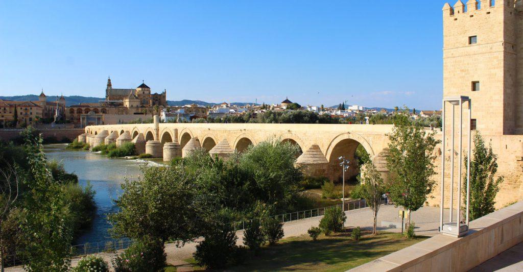 Entorno del Puente Romano de Córdoba