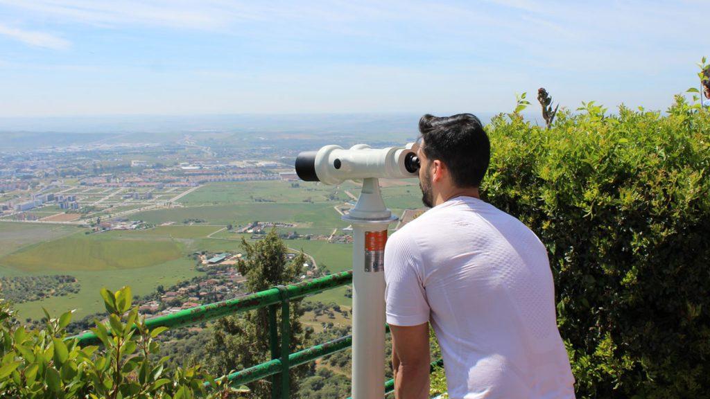 Vista desde las Ermitas de Córdoba