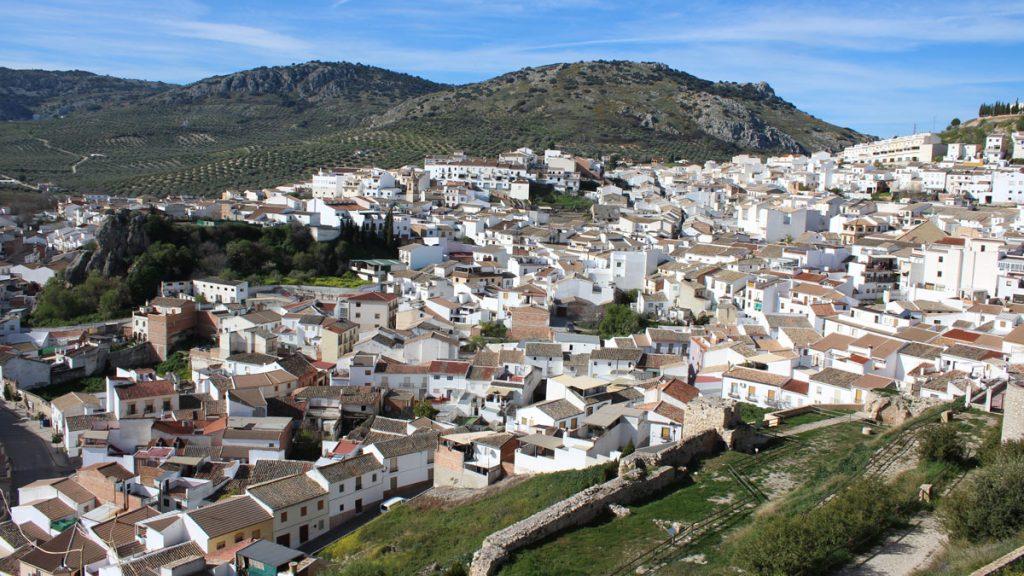 Pueblo blanco de Córdoba
