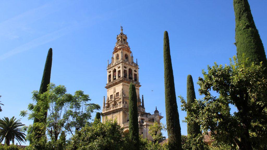 Torre Campanario de la Mezquita