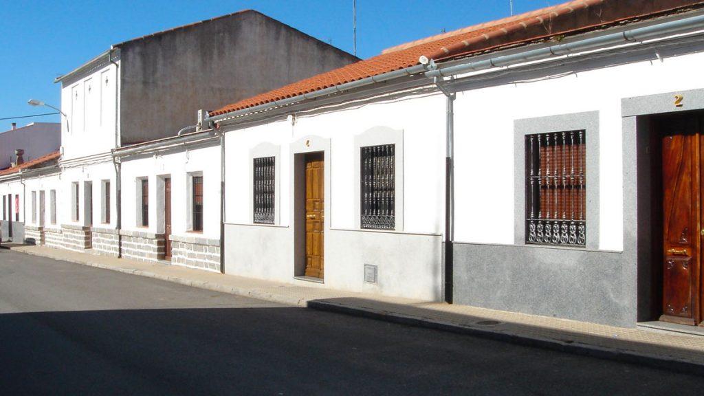 Casas en Pozoblanco