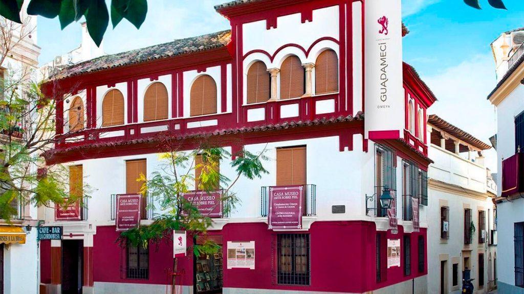Casa Museo Arte sobre Piel en Córdoba