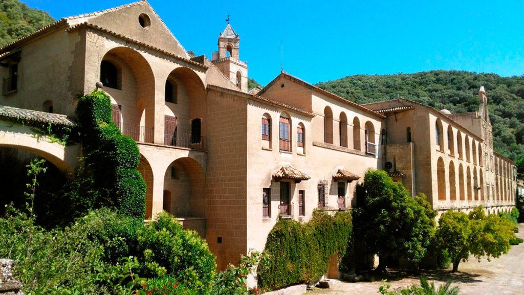 Fachada del Monasterio de San Jerónimo