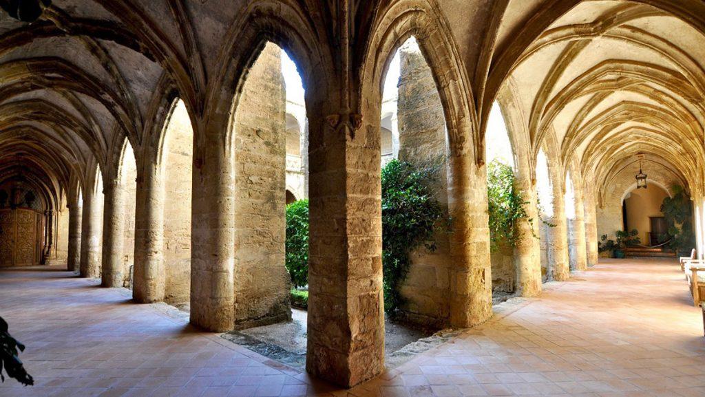 Patio del Monasterio cordobés