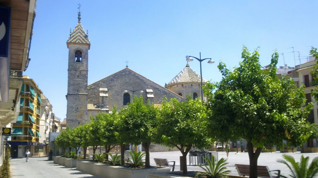Iglesia de San Mateo en Lucena