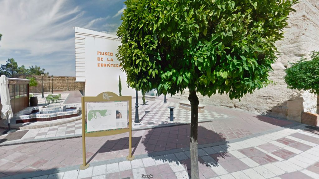 Museo de la Cerámica en la Rambla, Córdoba