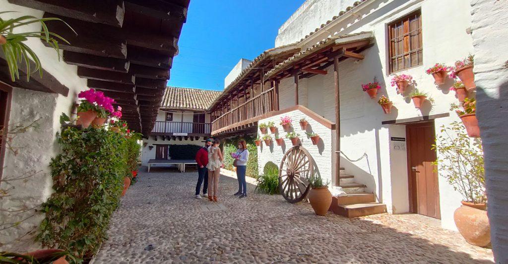Posada del Potro en Córdoba
