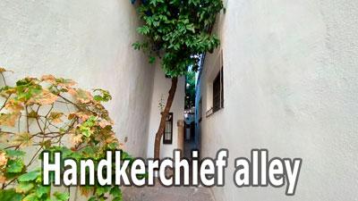 Handkerchief Alley