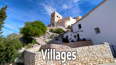 Villages a Cordoue